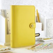 Personal Planner - Yellow