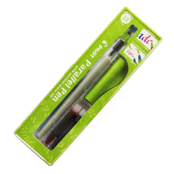Pilot Parallel Pen Green – 3.8MM