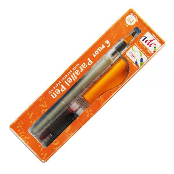 Pilot Parallel Pen Orange – 2.4MM