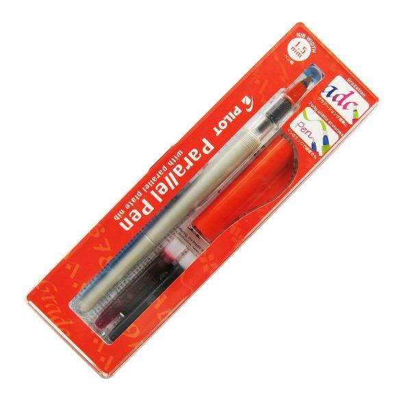 Pilot Parallel Pen Red – 1.5MM