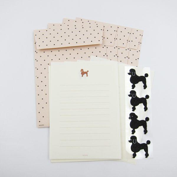 Letter Set - Poodle