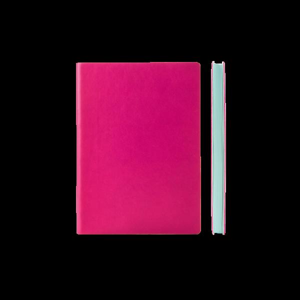 Signature-Notebook-A6-Magenta-1